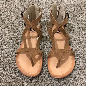 G by Guess Flat Sandals